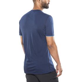 Aclima LightWool Henley Shirt Herr insignia blue/blithe